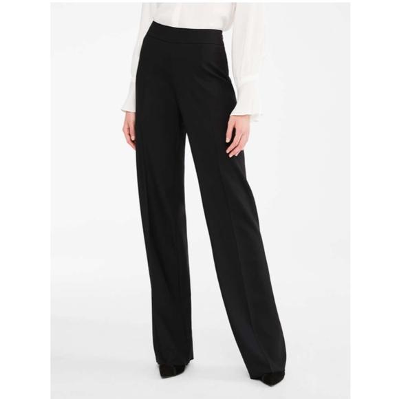 Max Max Black Pants Size 4-6